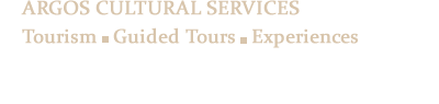 Argos Cultural Services. Tourism. Guided Tours. Expiriences.  (+34)977101800  / reservas@argostarragona.com